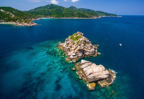 Shark Island, Koh Tao beaches