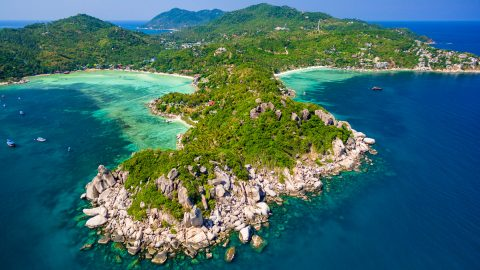 Koh Tao climate and geography