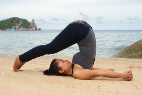 Yoga on Koh Tao