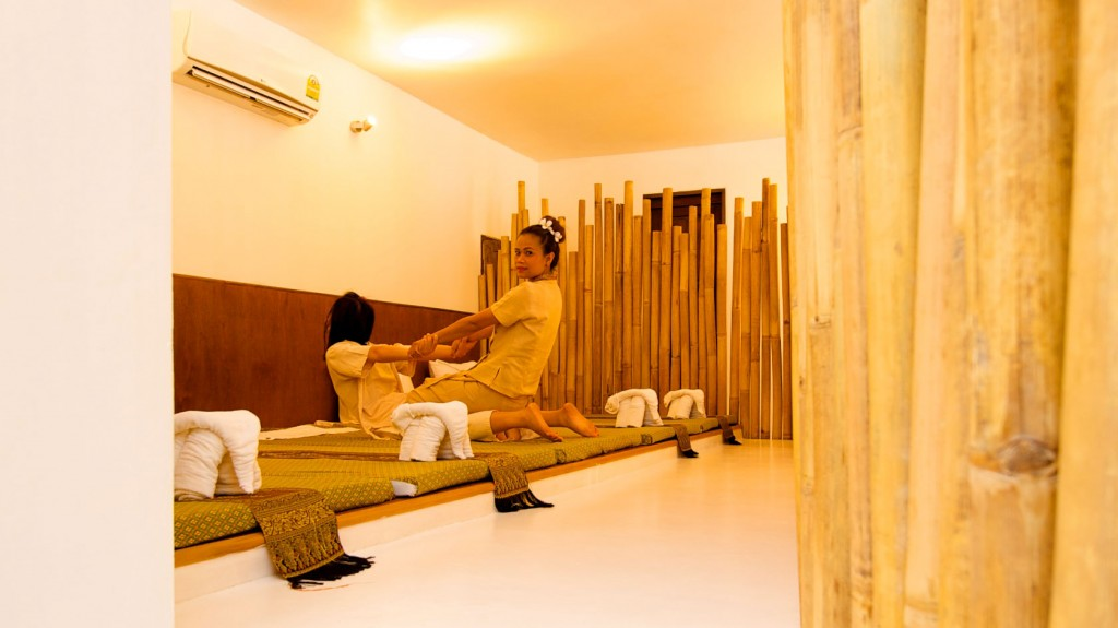 Koh Tao spa massage