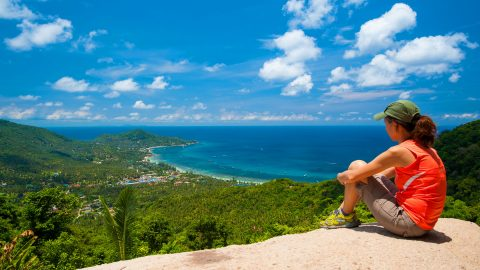 Koh Tao attractions - viewpoint