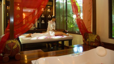Koh Tao spa and massage