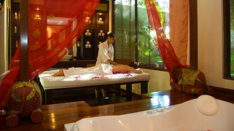 Koh Tao activities - Spa & Massage