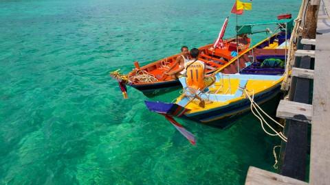 ผู้คนและวัฒนธรรมบนเกาะเต่า