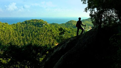 Koh Tao activities - Hiking