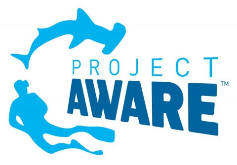 Koh Tao Eco - Project Aware logo