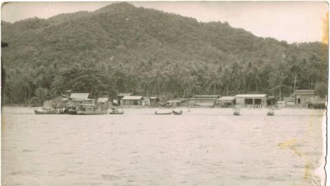 History of Koh Tao