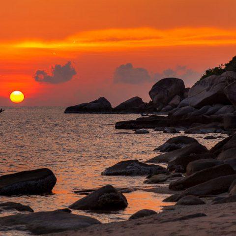 June Juea Bay, Koh Tao