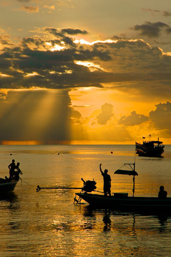 Mae Haad Bay, Koh Tao