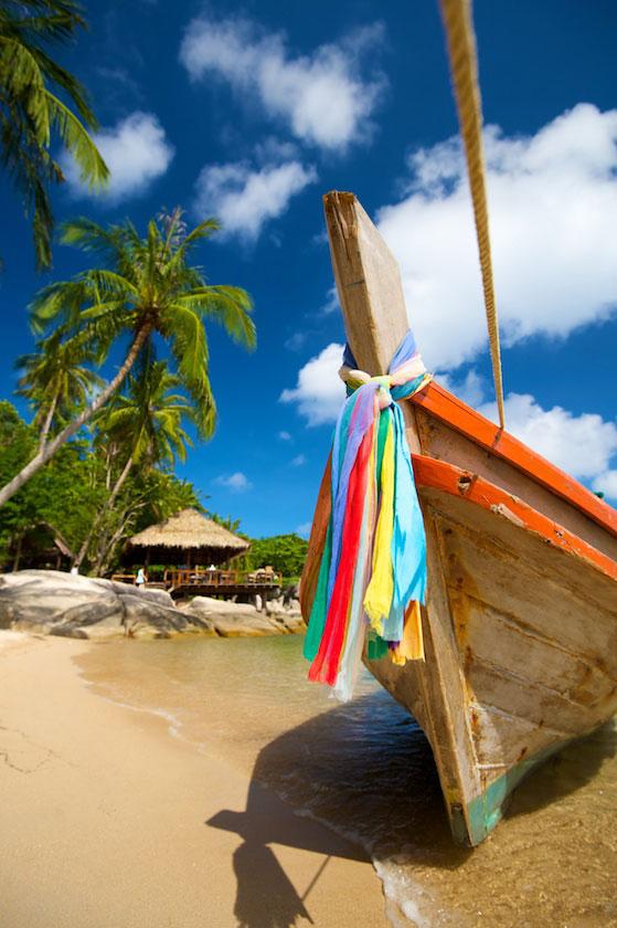 แม่หาด เกาะเต่า