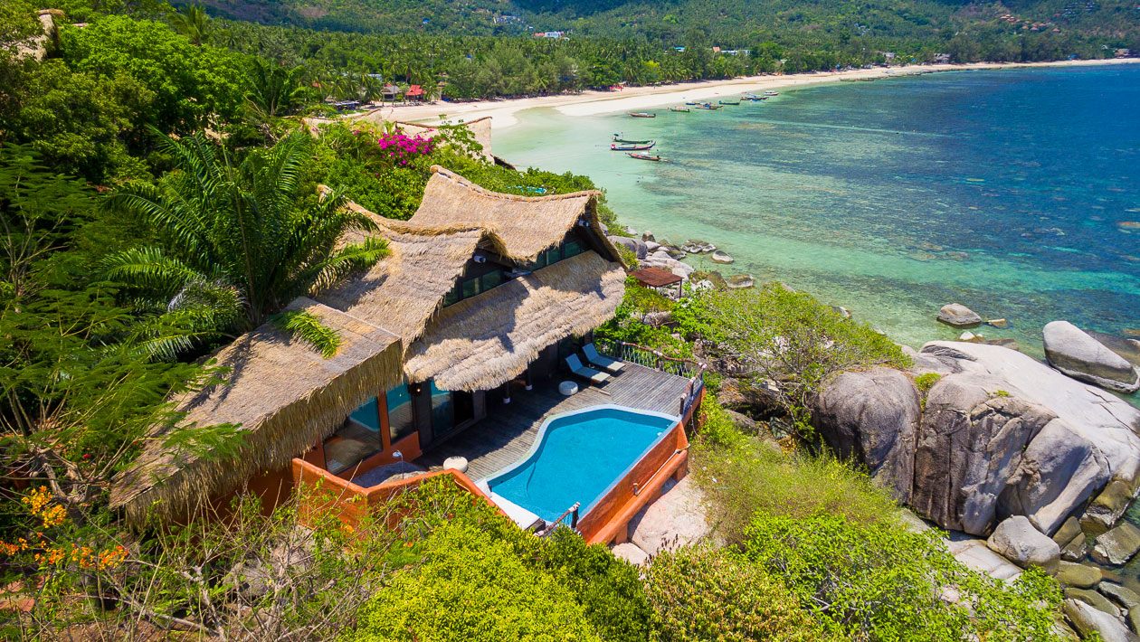 Sairee beach accommodation koh tao a complete guide for Hotels koh tao