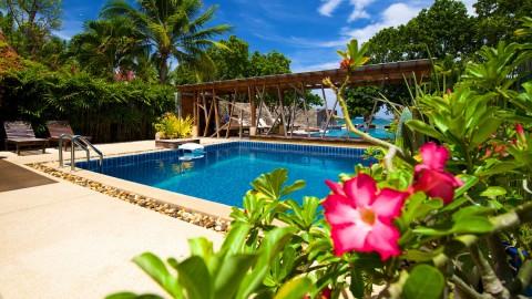 Koh Tao Sairee Beach accommodation