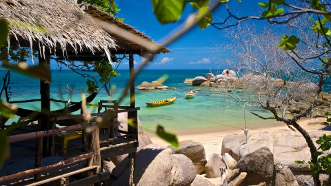 Koh Tao accommodation in Southwest Coast