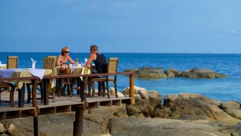 Koh Tao restaurant reviews in Mae Haad Bay