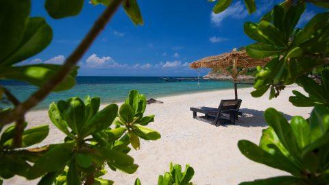 Koh Tao beaches and bays