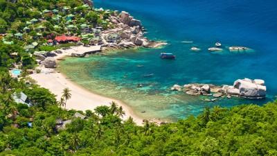 Accommodation Tanote Bay, Koh Tao