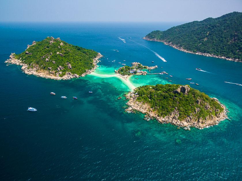 Nang Yuan Dive Resort Hotel Thailand