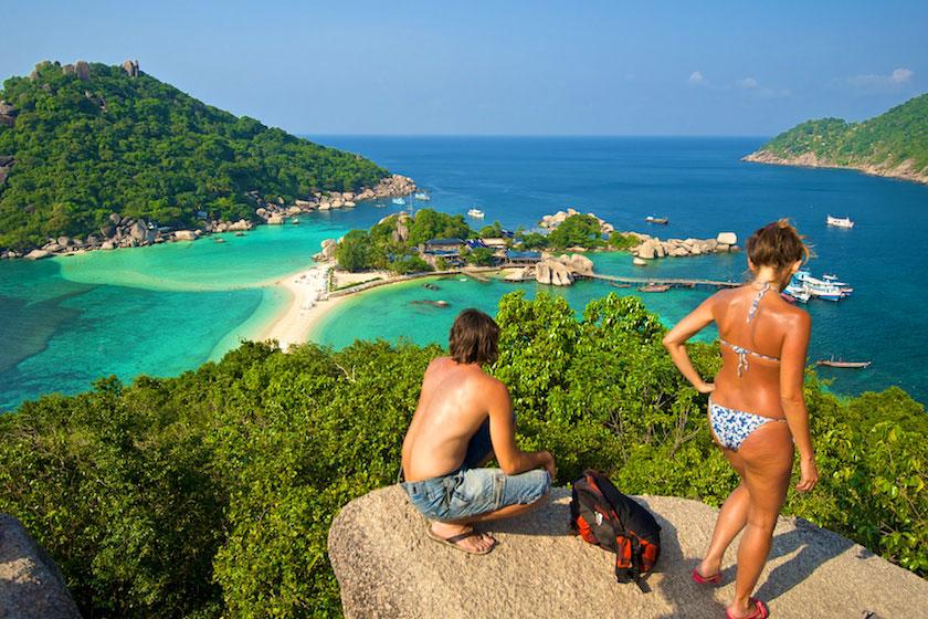 Koh nang yuan koh tao a complete guide - Nangyuan island dive resort tripadvisor ...