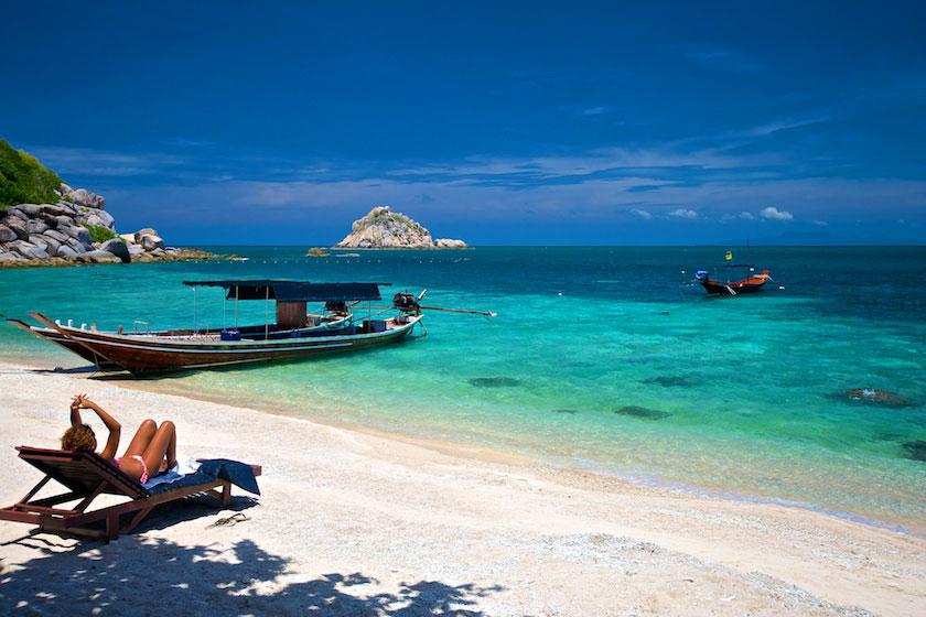 Sai Daeng Beach, Koh Tao