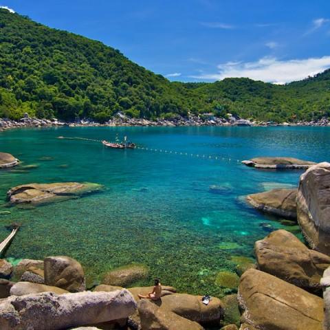 Hin Wong Bay, Koh Tao