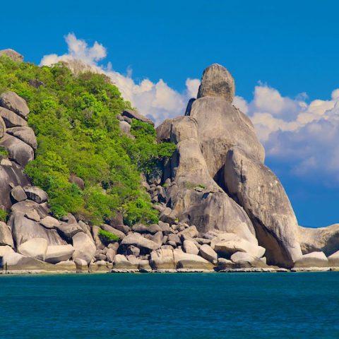 Buddha Rock, Koh Tao