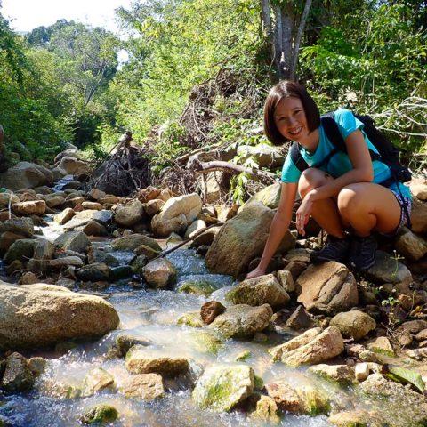 Hiking Laem Thian, Koh Tao
