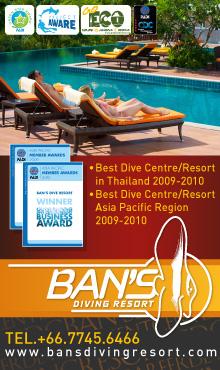 Ban's Diving Resort Koh Tao
