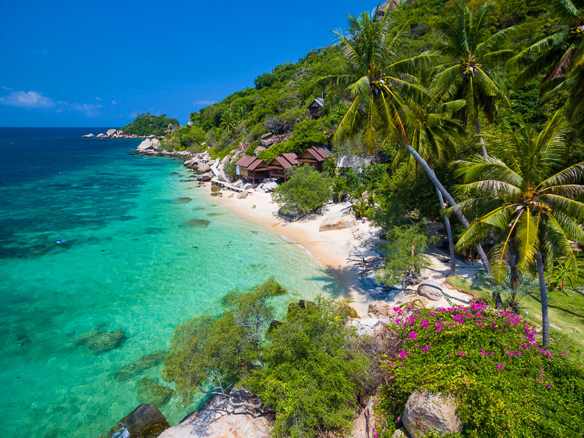 June Juea Bay Koh Tao A Complete Guide