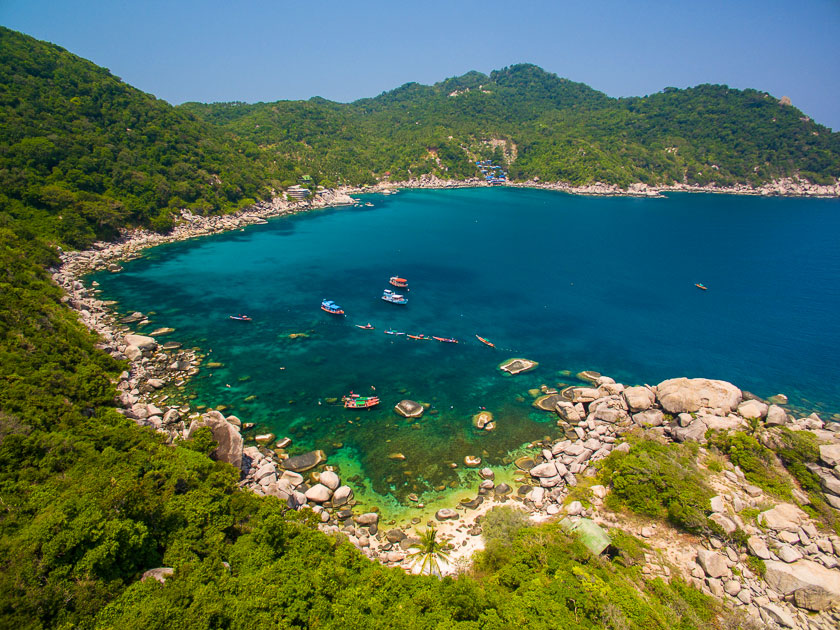 Hin Wong snorkelling point