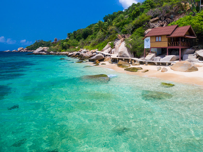 June Juea Bay Koh Tao Koh Tao A Complete Guide