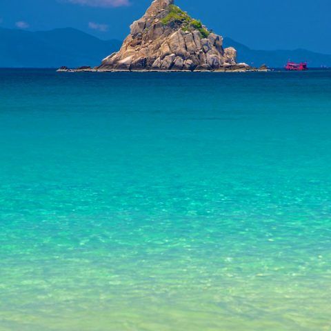 Shark Island, Koh Tao