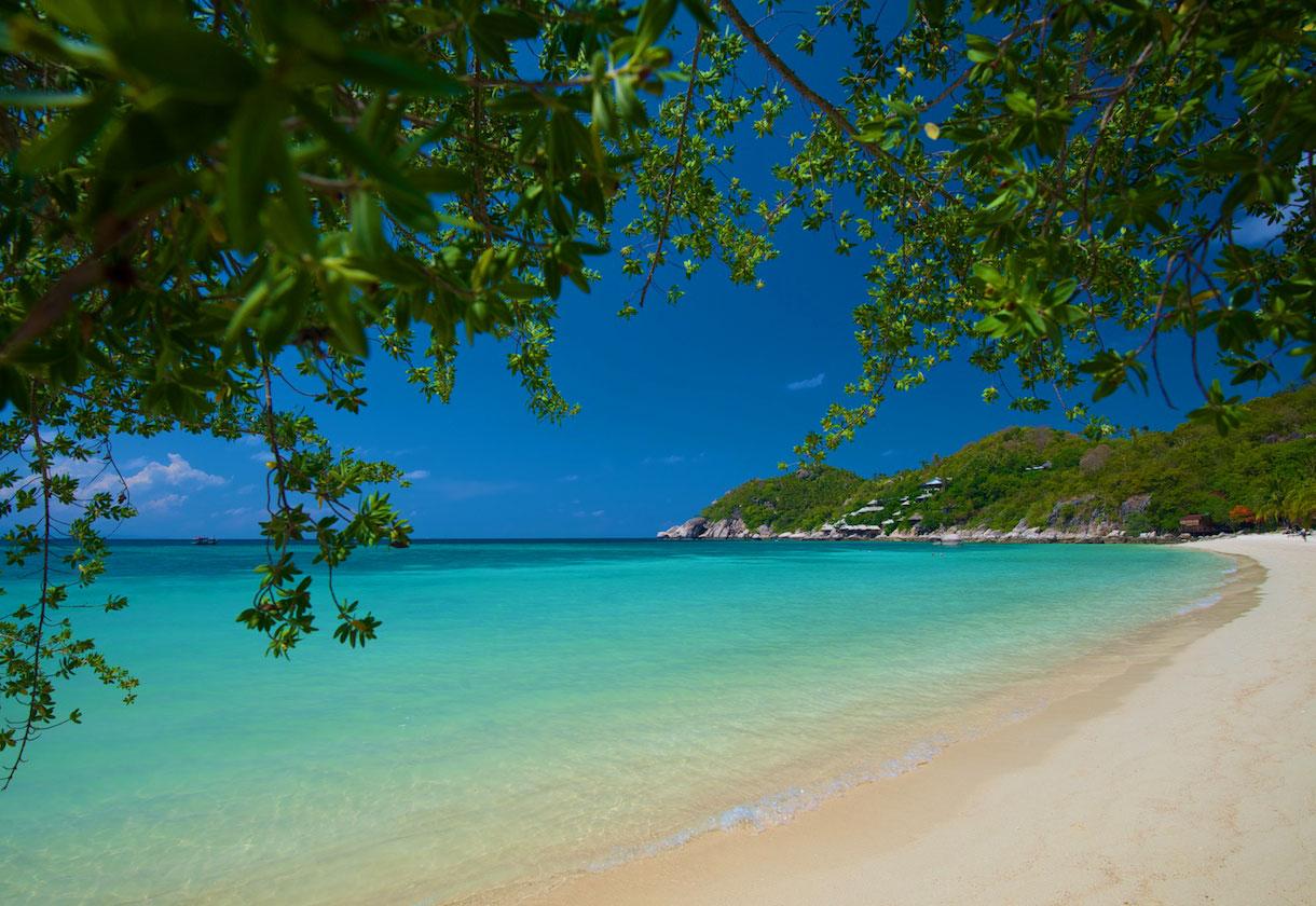 Koh Tao beaches