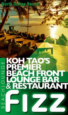 Fizz Beachlounge, Koh Tao