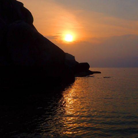 Cape Je Ta Kang, Koh Tao