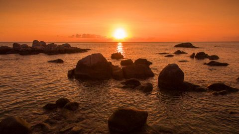 Koh Tao accommodation in Sai Nuan Beach