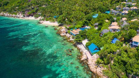 Koh Tao accommodation in June Juea Bay