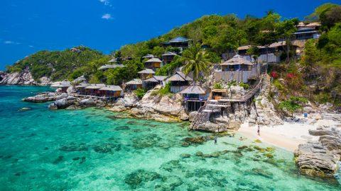 Koh Tao accommodation in Shark Bay