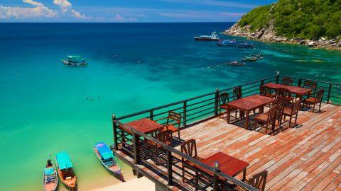 Koh Tao accommodation in Mango Bay
