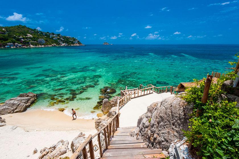 Access Shark Bay through other resorts