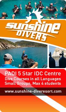 Sunshine Dive Resort Koh Tao