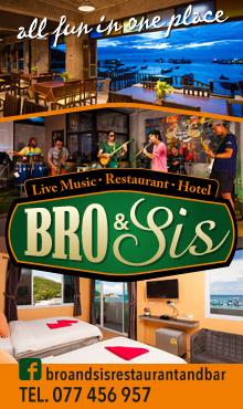 Bro & Sis Bar & Restaurant Koh Tao