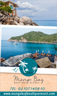 Mango Bay Boutique Resort, Koh Tao