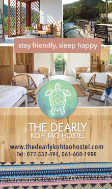The Dearly Koh Tao Hostel