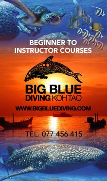 Big Blue Diving Koh Tao