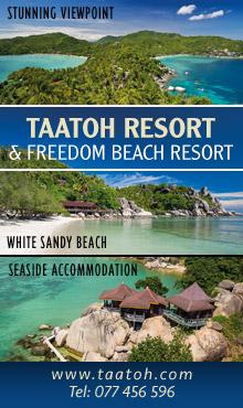 Freedom Beach Resort, Koh Tao