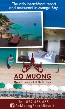 Ao Muong Beach Resort Koh Tao