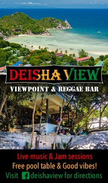 Deisha Viewpoint and Bar, Koh Tao