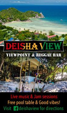 Deisha Viewpoint and Bar, Koh Tao