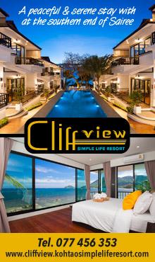 Simple Life Cliff View Resort Koh Tao
