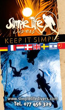 Simple Life Divers, Koh Tao